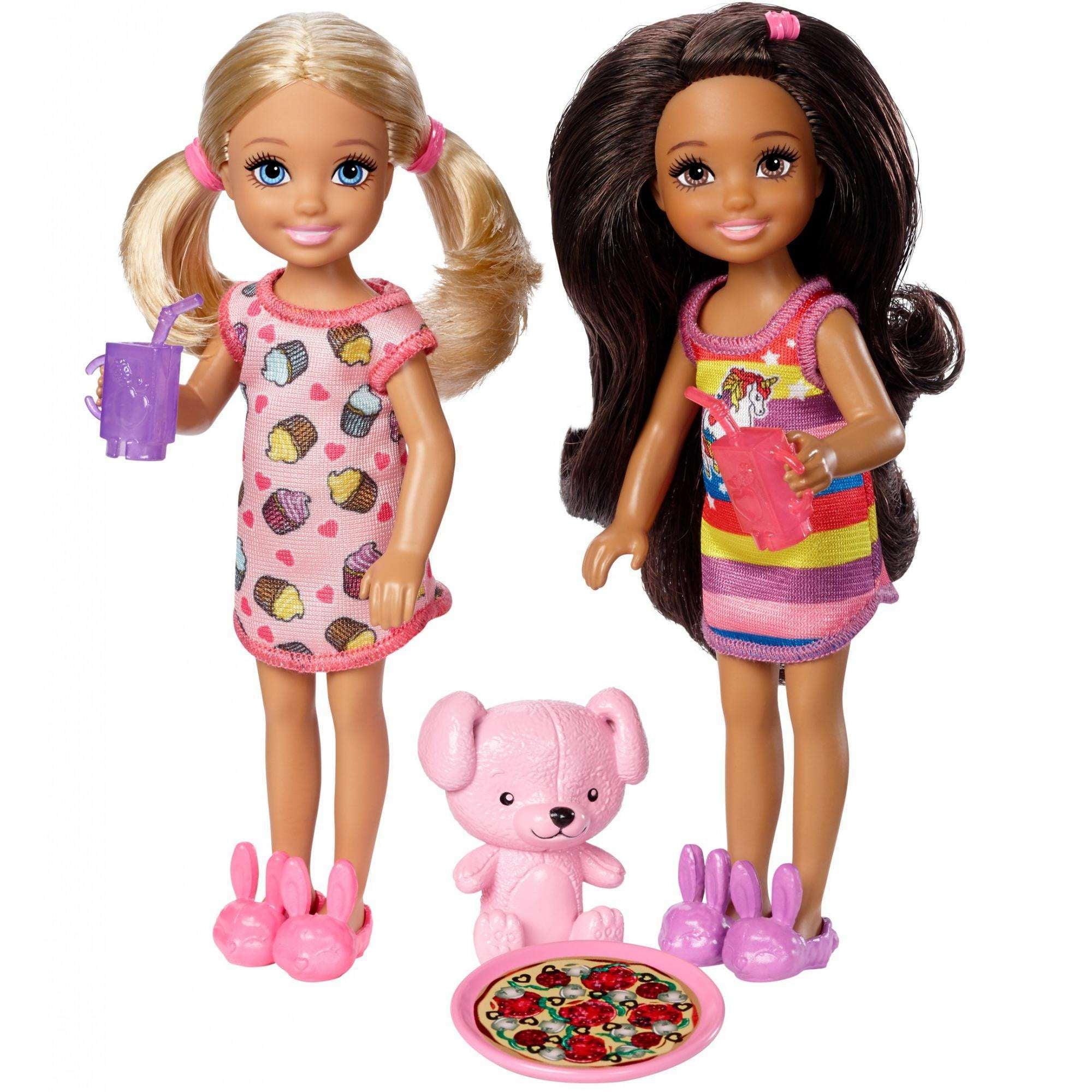 Barbie Club Chelsea Slumber Party Pack by Mattel