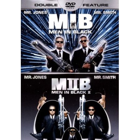 The Men In Black Collection (DVD)