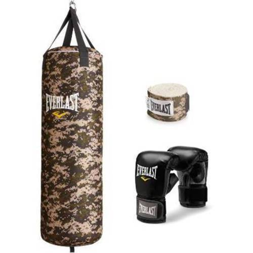 RX Sports 5Ft Heavy Filled Boxing Kickboxing Punching Bag MMA Martial Arts Pad