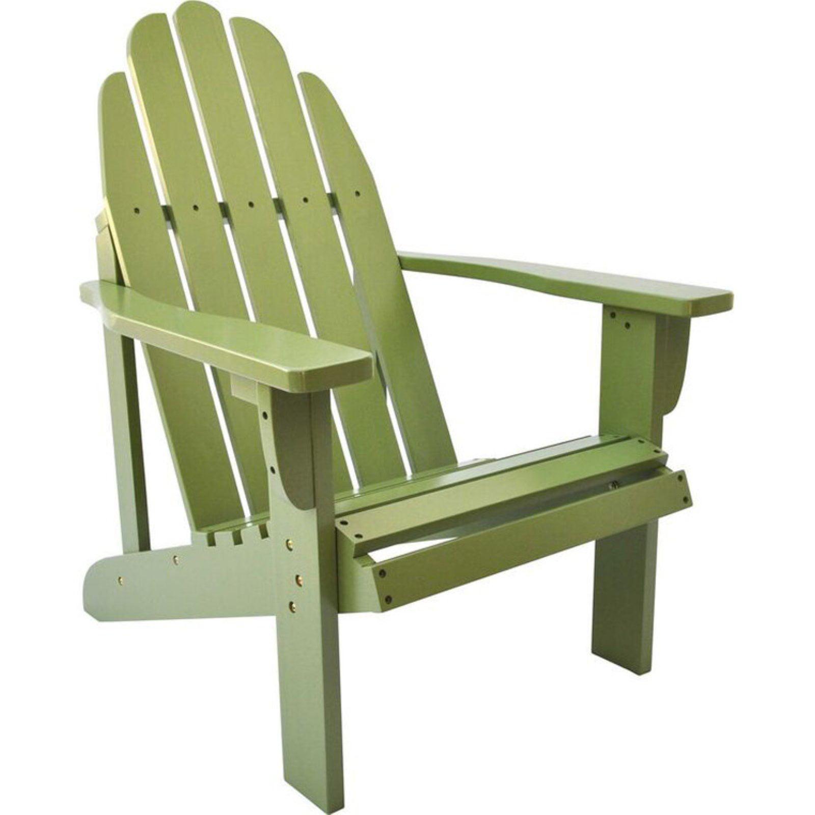 Shine Company Catalina Adirondack Chair - Leap Frog