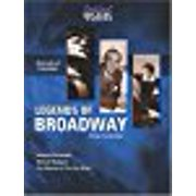 American Masters Legends of Broadway (Leonard Bernstein Reaching for the Note   Richard Rodgers The Sweetest Sounds   by