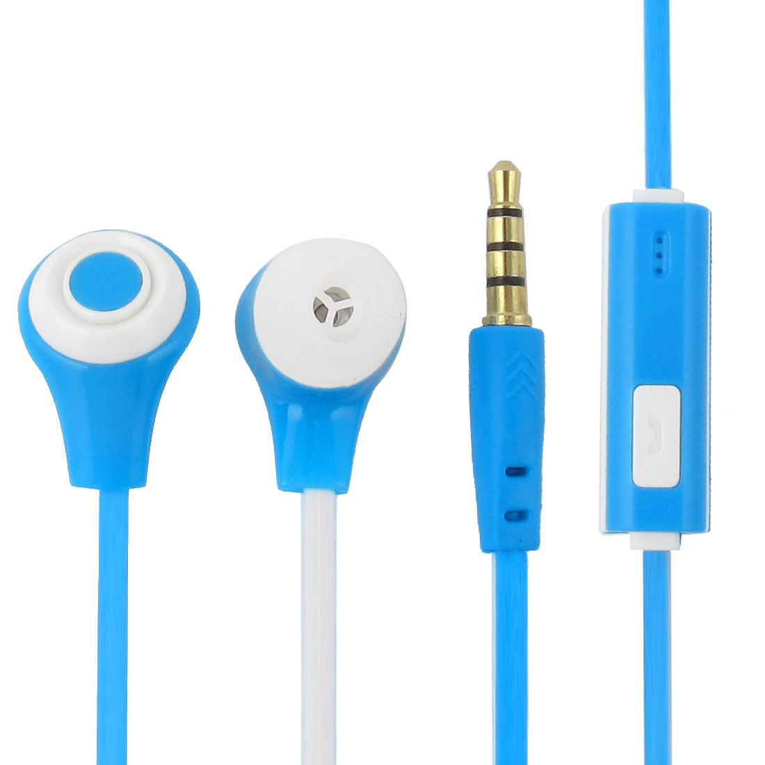 Stereo in Ear Headphone Earphone Earbud with Microphone for Iphone Samsung Android Smartphone Computer