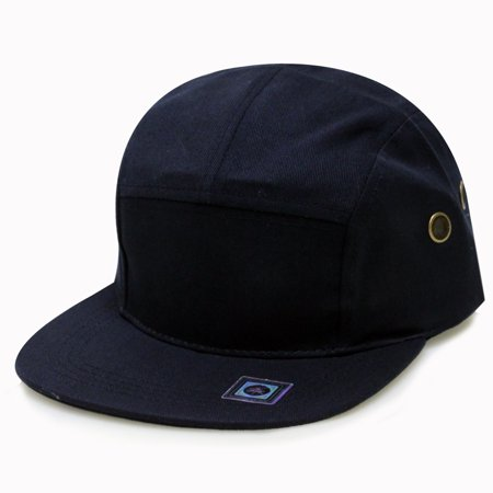 City Hunter Hats (City Hunter Cn140 Plain Blank 5 Panel Hats 13 Colors)