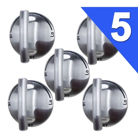 PS11744702 Jenn Air Burner Knobs (5 PACK)