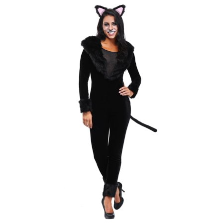 Women's Sly Cat Costume - Costum Cat Woman