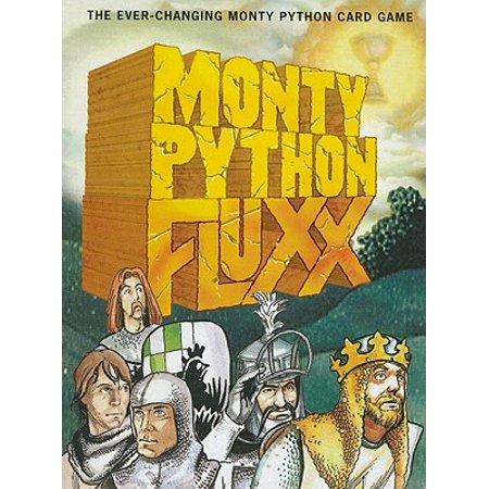 Gm-Monty Python Fluxx (Other) (Python No Spill Review)