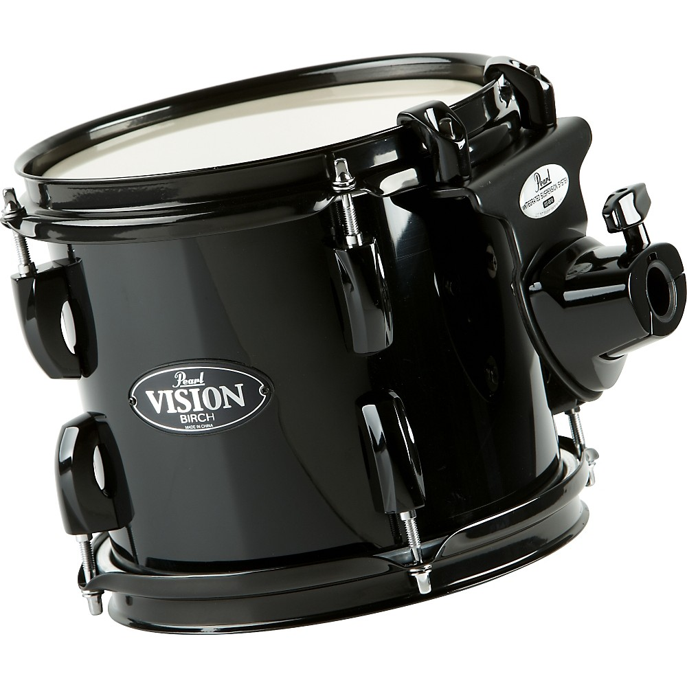 Pearl Vision Birch Tom Jet Black 8x7