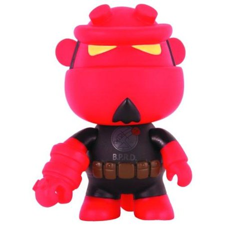 "Hellboy 5"" Mini Qee Figure B.P.R.D."
