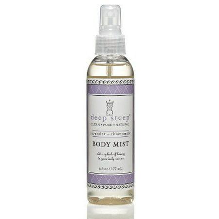 - Body Mist Lavender Chamomile Deep Steep 6 oz Spray