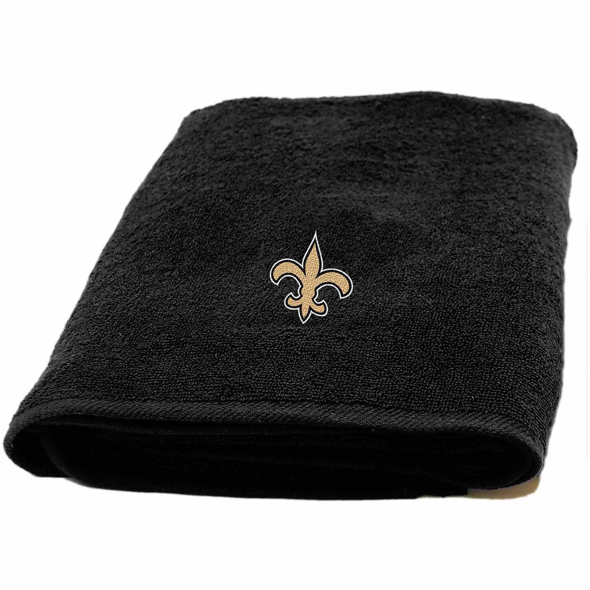 NFL New Oreans Saints Decorative Bath Collection - Bath ToweL