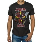 iron man don't forget helmet marvel comics superhero junk food adult t-shirt tee