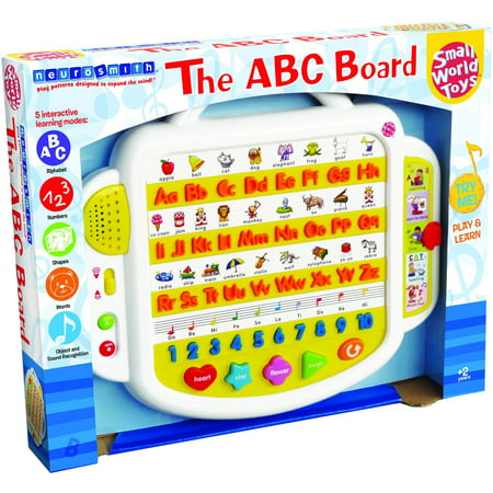 Small World Toys Alphabet Keyboard-The ABC Board