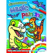 Magic Painting: Magic Painting - Dinosaurs Fun (Paperback)
