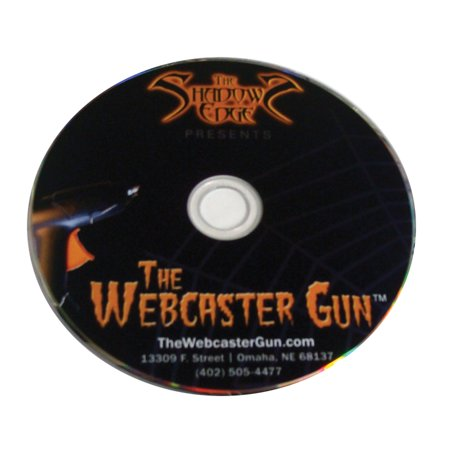 WEBCASTER GUN DVD THE