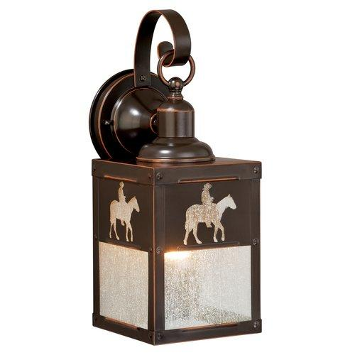 Vaxcel Trail T0110 Outdoor Wall Sconce