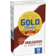 Flours & Meals: Gold Medal Unbleached All Purpose Flour