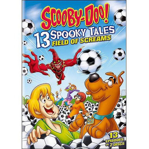 Scooby-Doo!: 13 Spooky Tales - Field Of Screams (Full Frame)