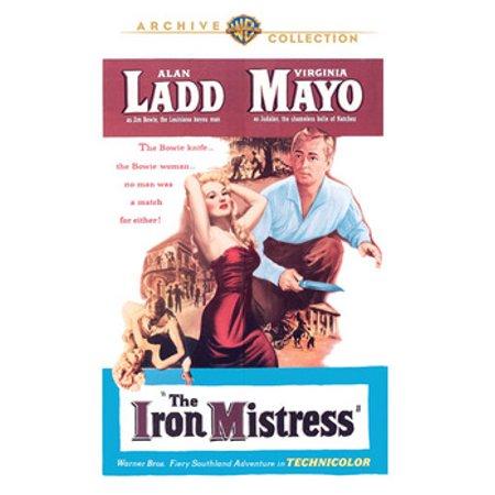 The Iron Mistress (DVD) - Mistress Of All Evil