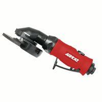 """AIRCAT 4.5"""" One Handed Composite Angle Grinder 1HP"""
