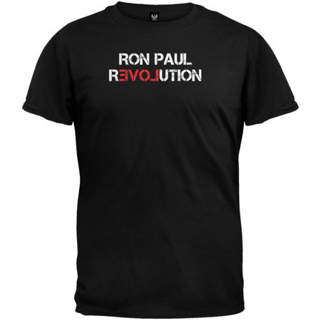 Ron Paul - Revolution T-Shirt (Ron Paul Revolution T-shirt)