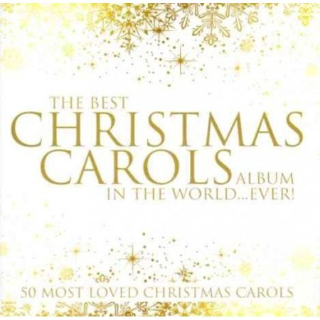 THE BEST CHRISTMAS CAROLS ALBUM IN THE WORLD...EVER [10/11] - Best Halloween Albums Ever