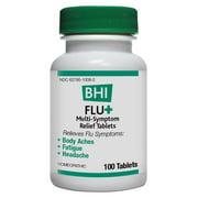 Bhi Flu+ Tablets, 100 Ct