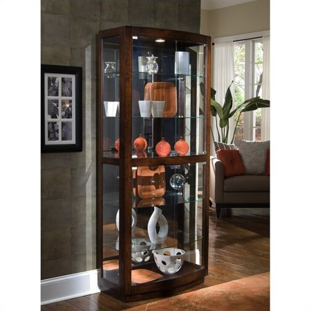 furniture two cabinet eden way curio house door sliding plk pulaski