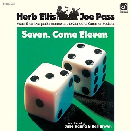 Ellis  Herb   Pass  Joe   Seven Come Eleven  Vinyl