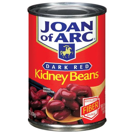 Joan Of Arc Dark Red Kidney Beans, 15.5 Oz