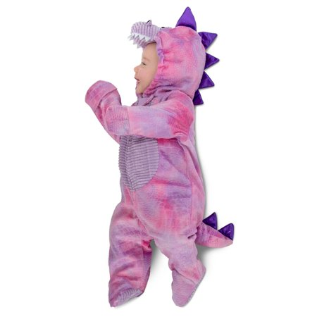 Baby Sleepy Pink Dino Costume](Baby Costumes For Sale)