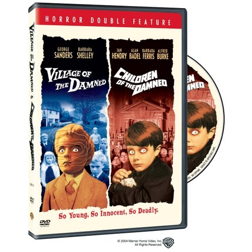 Village Of The Damned / Children Of The Damned (Widescreen)