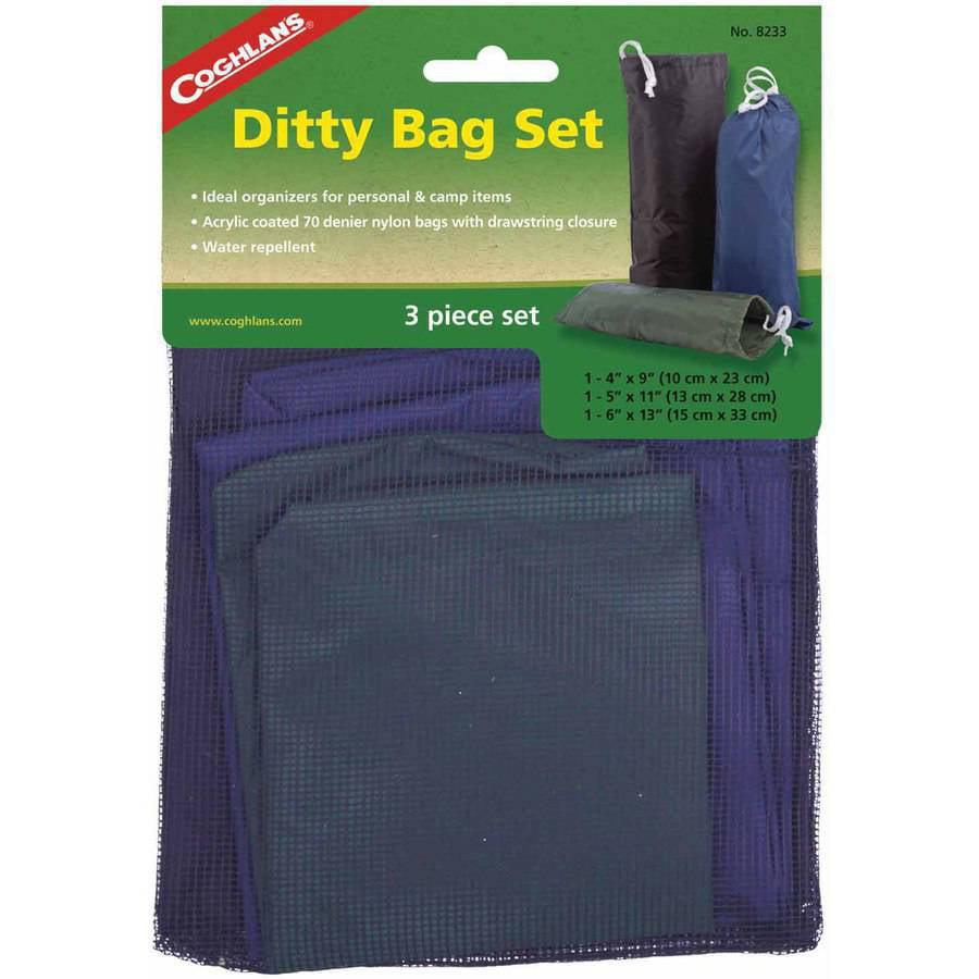 Coghlan's Ditty Bag 3-Piece Set