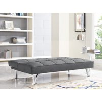 Serta Chelsea 3-Seat Multi-function Upholstery Fabric Sofa
