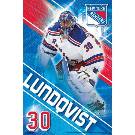 New York Rangers Henrik Lundqvist Walmart Com