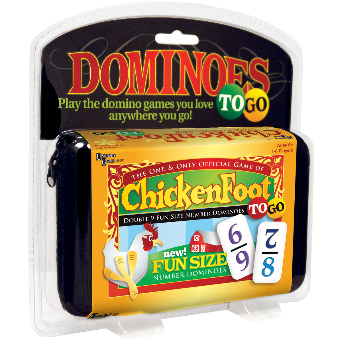 Chickenfoot-to-Go