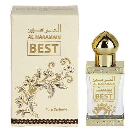 Best by al Haramain 12ml Oil Based Perfume - Gorgeous Attar by Al