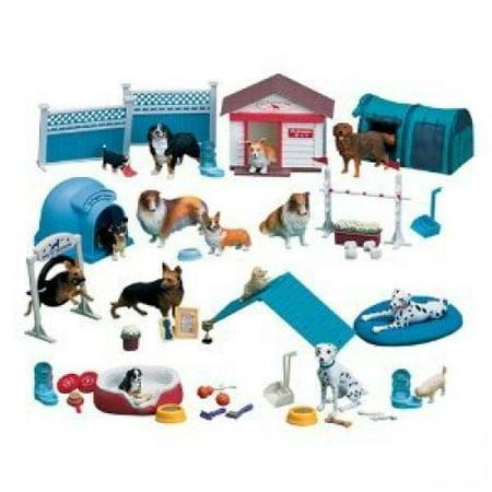 Constructive Playthings Dog Academy 51 pc. - Academy Toys