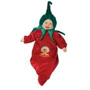 Tapatio Chili Pepper Baby Costume Bunting