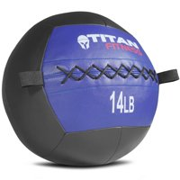 Titan 14 lb Wall Medicine Ball