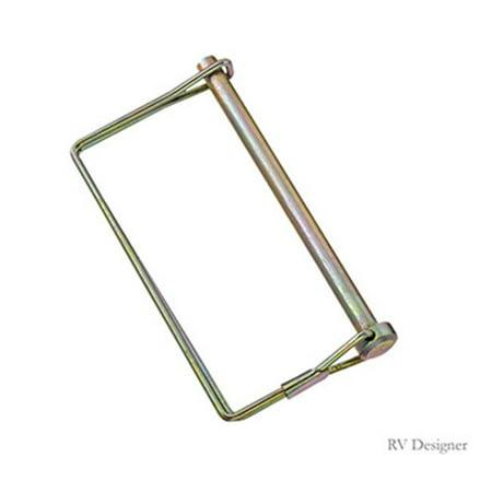 RV Designer H432 0.25 x 3.5 in. Safety Lock Pin - image 1 of 1