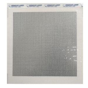 """drywall repair patch 6"""" x 6"""", The 6 in. Wall Repair Patch is an interior plaster-repair product. By WorkForce"""