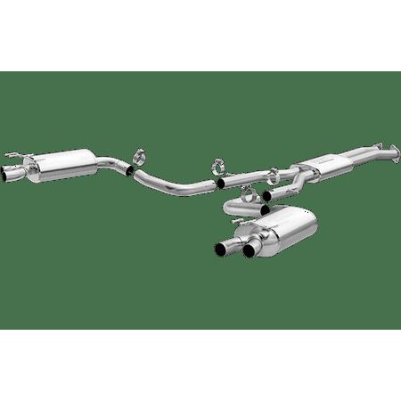MagnaFlow Sys C/B 2015 Hyundai Genesis Sedan 5.0L V8 SS 2