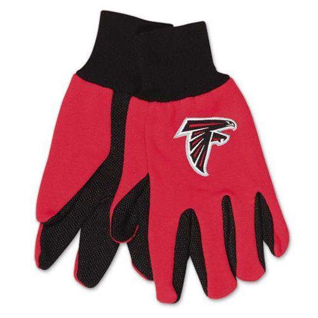 McArthur 9960690654 Atlanta Falcons Two Tone Adult Size Glove - image 1 of 1