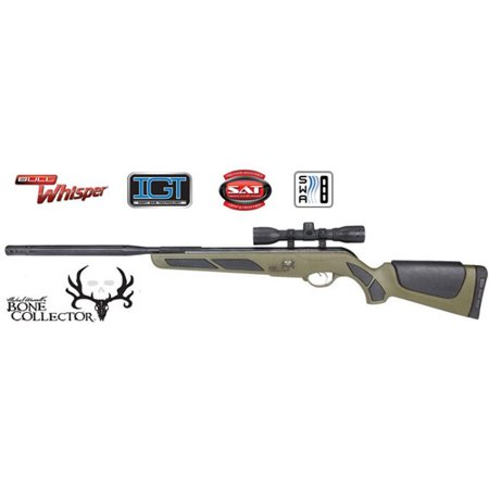 Gamo Bone Collector Bull Whisper IGT .177 Caliber Air Rifle