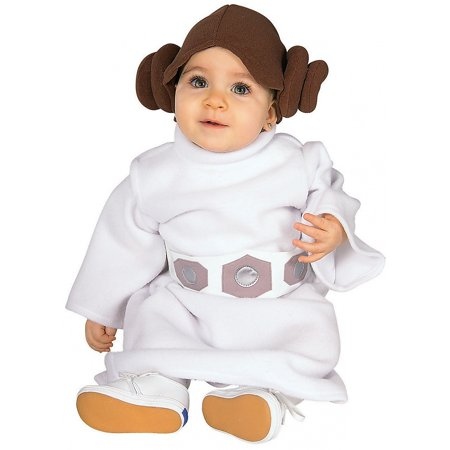 Princess Leia Toddler Costume - Newborn](Slave Leia Halloween Costume)