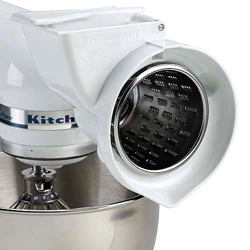 KitchenAid Rotor Slicer / Shredder Attachment