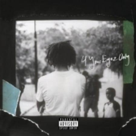J. Cole - 4 Your Eyez Only (Explicit) (CD) (J Cole 2014 Forest Hills Drive Vinyl)