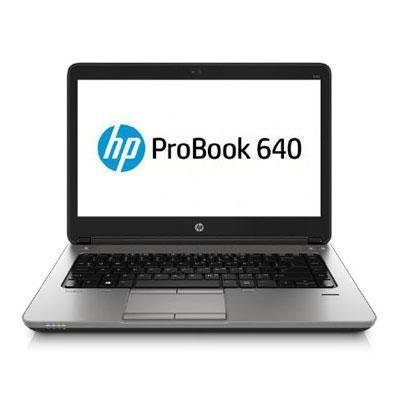 "REFURBISHED - Brand  Hp Business Hp Probook 640 G1 14"" Led Notebook - Intel Core"