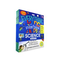 The Everything Kids' Science Bundle : The Everything Kids' Astronomy Book; The Everything Kids' Human Body Book; The Everything Kids' Science Experiments Book; The Everything Kids' Weather Book