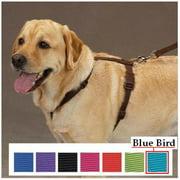 Pet Pals US2395 28 16 Z & Z Nylon Harness 28-36 In Bluebird